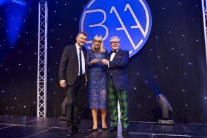 Ensors award photo