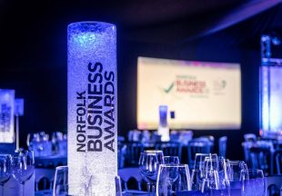 Client success at the Norfolk Business Awards